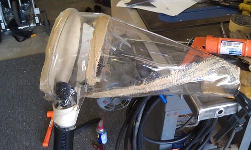 Dust Filter - reinforcing