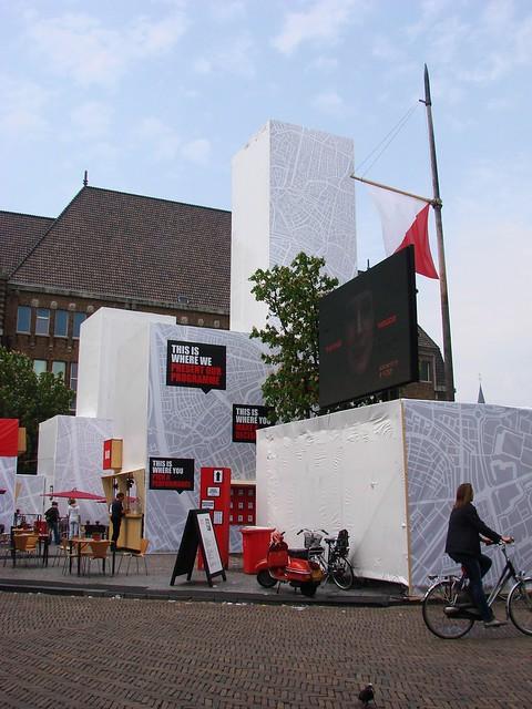 Festival aan de Werf