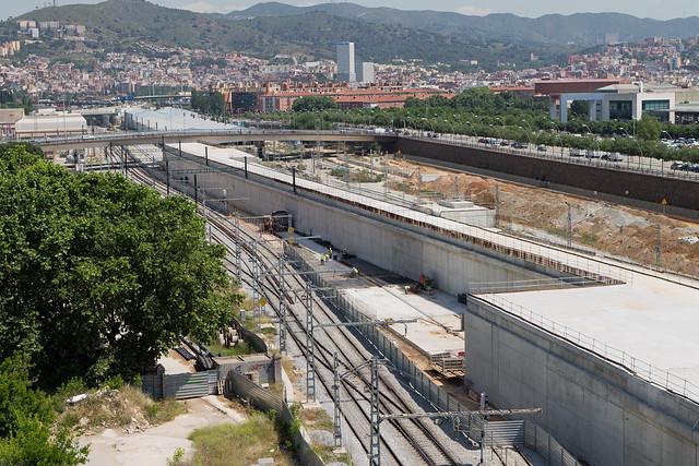 Estación de Sant Andreu - 29-05-12
