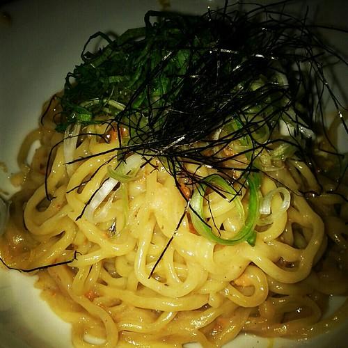 Miso uni ramen by Yuji