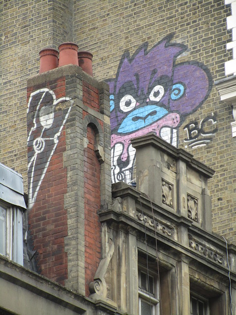Might Mo & Peg, on the corner of Denman St & Great Windmill St, London