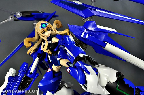 Armor Girls Project Cecilia Alcott Blue Tears Infinite Stratos Unboxing Review (99)