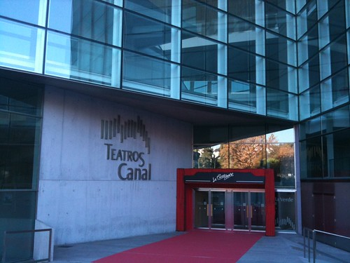 Teatros del Canal, Chamberí. Madrid