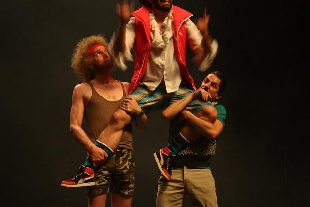 Airnadette: Air Stunt