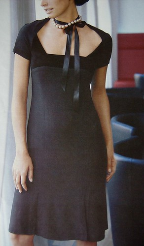 Burda World of Fashion December 2004: Dress 107