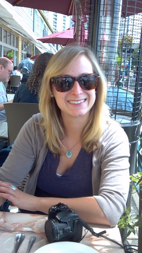 Megan in Seattle by Surelocke