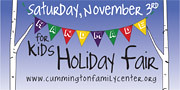 Handmade for Kids Holiday Fair