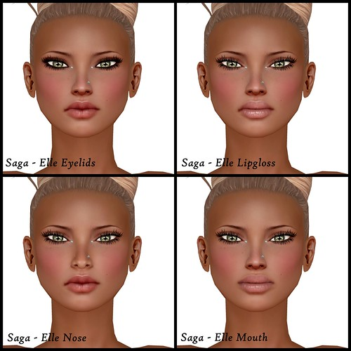 Saga with Elle Layers