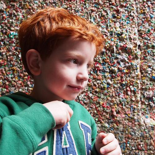 Gum Wall Patrick