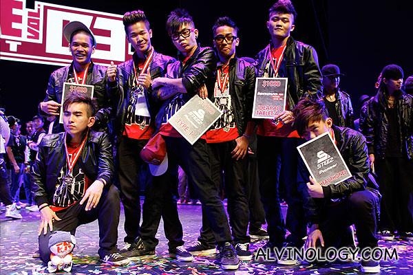 2nd Place Winner - Elecoldxhot