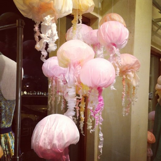 Jellyfish at Anthro