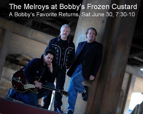Melroys at Bobby's 6-30-12