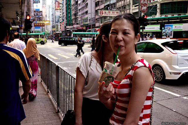 Starbucks ladies