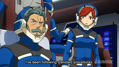 Gundam AGE 4 FX Episode 40 Kio's Resolve, Together with the Gundam Youtube Gundam PH (70)