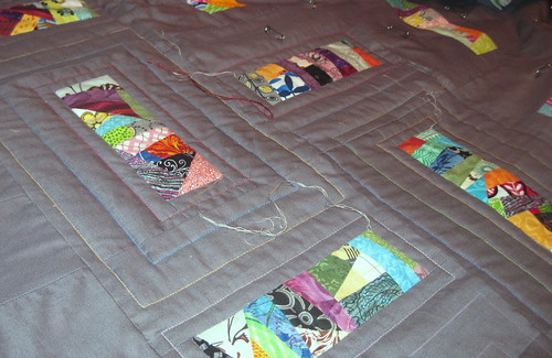 Quilting Started