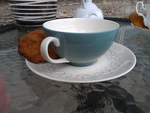 Tea and Cookies?