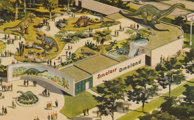 Sinclair Dinoland