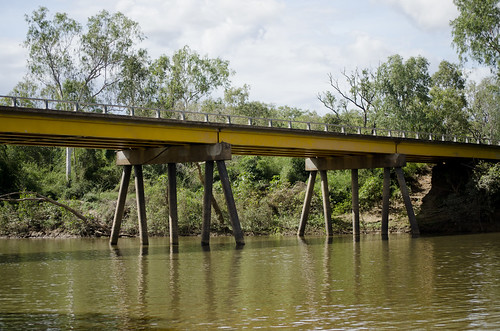 Bridge over the Mary River