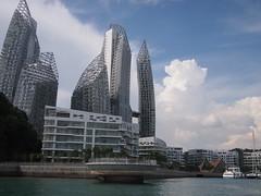 Reflections condominium, Boat Asia 2012, Marina @ Keppel Bay