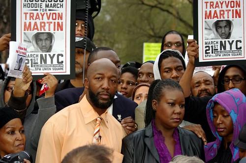 Trayvon Martin shooting protest 2012 Shankbone 5