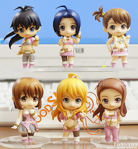Nendoroid Petit: The iDOLM@STER 2 Stage 02