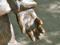 Thoreau's right hand