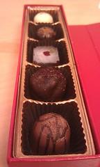 D&Co chocolate box