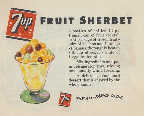Fruit Sherbet
