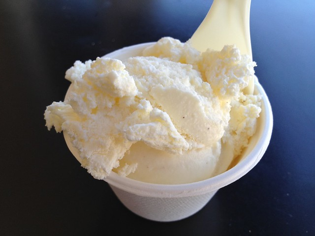 Sweet summer corn ice cream - Humphry Slocombe