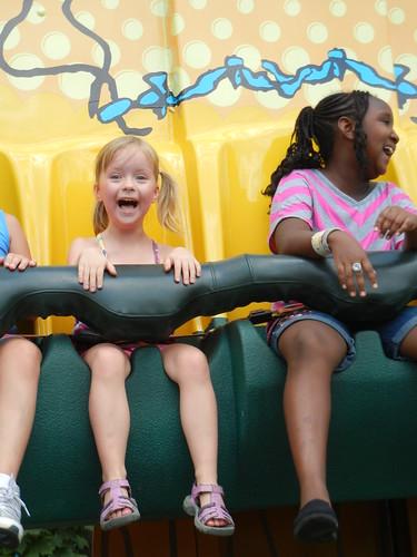 Kite Eater Ride - Her Favorite!