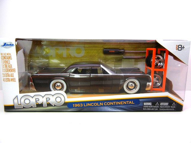 jada toys lopro 1963 lincoln continental (1)