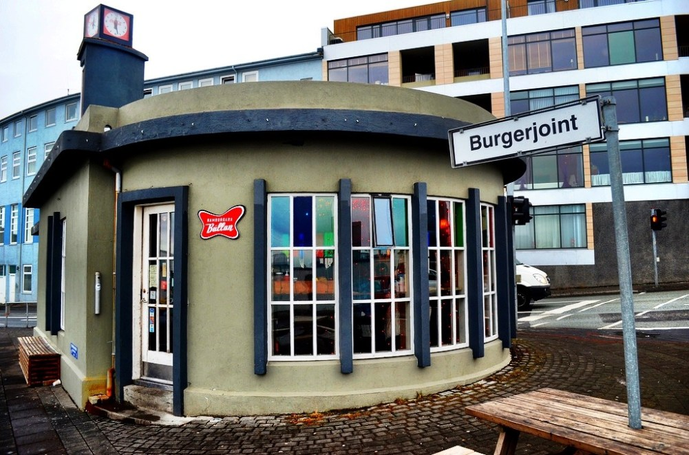 Reykjavik Burger Stand