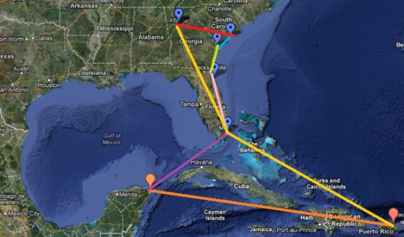 The Trip Route