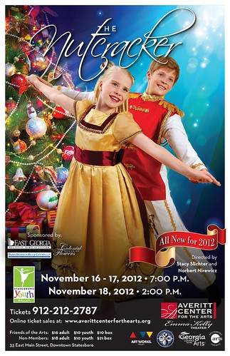 The Nutcracker Ballet by Colonial House of Flowers