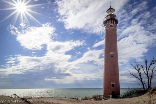 Lighthouse & Lens Flare