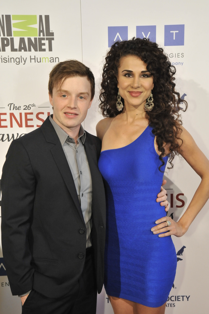 "Noel Fisher of ""Shameless"" and guest"