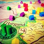 Burgund (Kardinal und König) #boardgames