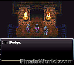 Wedge, Chrono Trigger