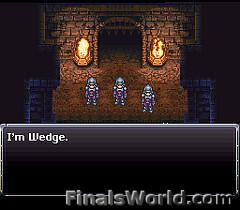 Wedge, Chrono Trigger