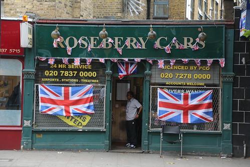 Rosebery Cars
