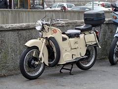 Moto Guzzi Galletto 200