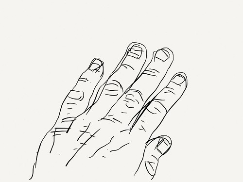 Hand by jmignault