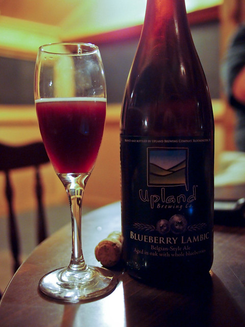 Upland Brewing - Blueberry Lambic