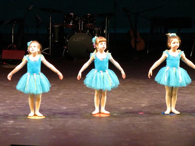 Ellie's Ballet Recital