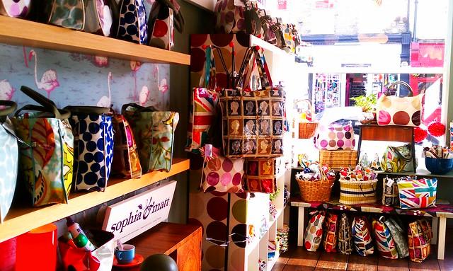 Sophia & Matt's shop in Greenwich, London