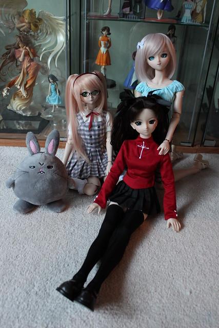 Gabi & Hinata welcome home Rin!