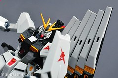 Robot Damashii Nu Gundam & Full Extension Set Review (30)