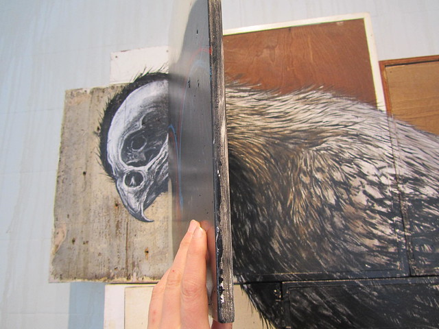 ROA - 'Hypnagogia' at the Stolenspace Gallery