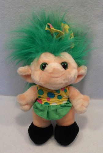 Vintage Treasure Troll