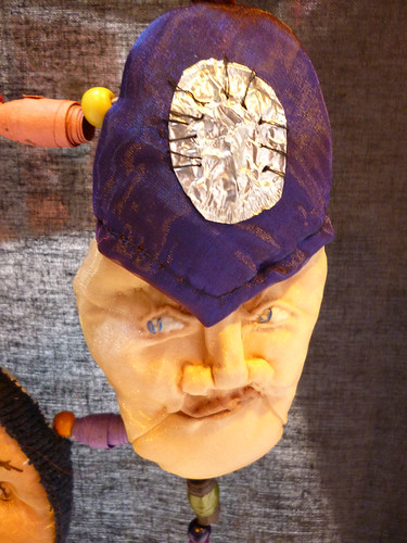 julie mary humphreys quilt policeman head
